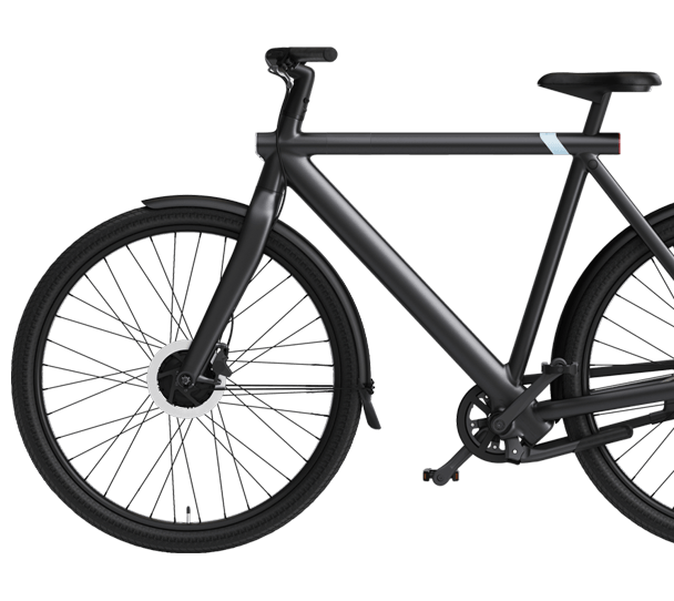 Test Ride VanMoof S3
