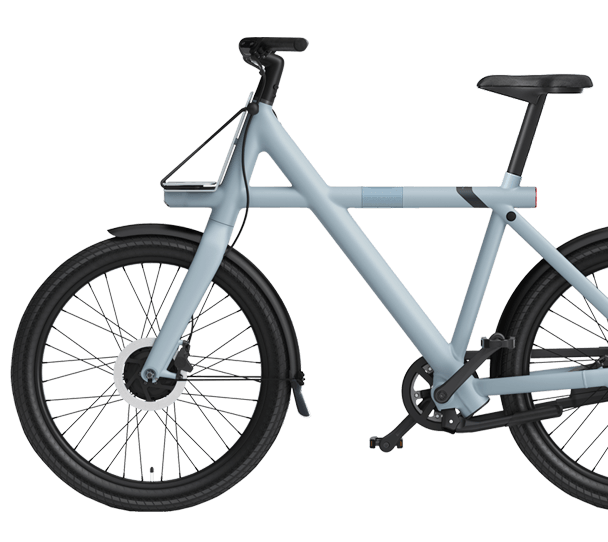 Test Ride VanMoof X3